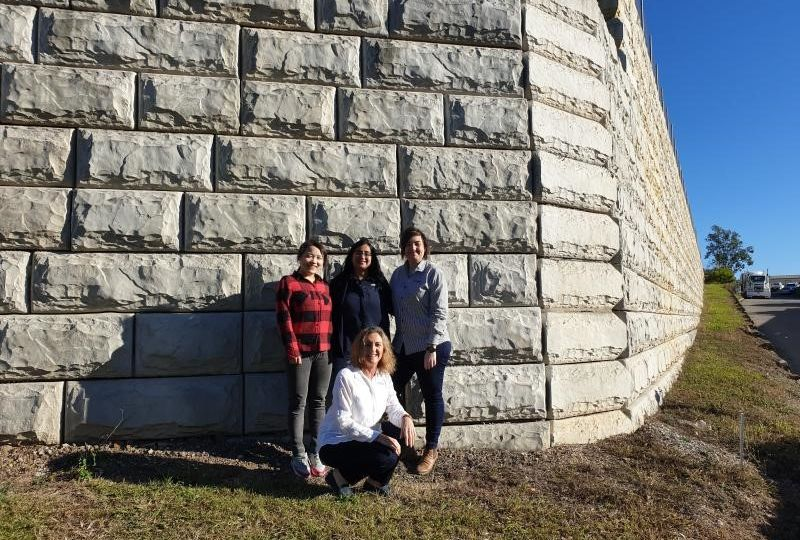 Stone Strong Walls - International Women in Engineering Day